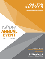 Annual Event Call for Proposals