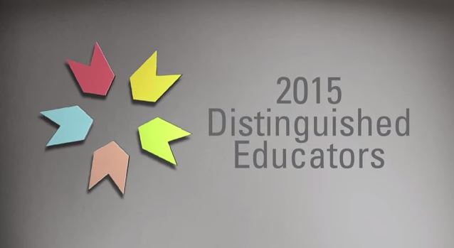 CT Distinguished Educator Video Thumbnail